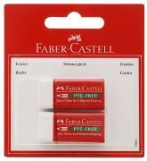 Faber-Castell Ластик термопластический 7095 2 шт