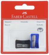 Faber-Castell Точилка цвет синий черный 2 шт