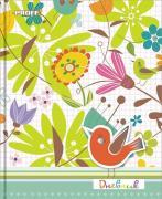 """Дневник школьный """"Proff. Весенний сад"""", тонир. офсет/твердая обложка..."""