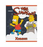 Тетрадь Proff The Simpsons The Simpsons SI14-CEBS48