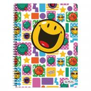 Herlitz Тетрадь Smiley Happy 70 листов в клетку