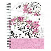 Herlitz Блокнот Ladylike Bloom 100 листов в клетку формат A5