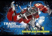 """Альбом для рисования на спирали """"Transformers"""", 40 листов. TR80/2, в..."""