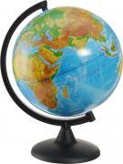 Глобусный мир Глобус с физической картой мира диаметр 25 см 10160