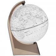 Глобусный мир Глобус Земли, контурный, диаметр 21 см