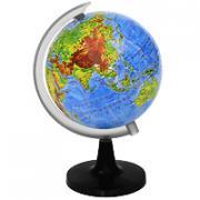 """Глобус """"Rotondo"""" с физической картой мира. Диаметр 10,6 см"""
