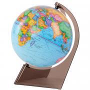 Глобус политический диаметр 210 мм на треугольной подставке
