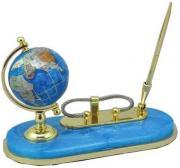 """Gem Globes LZ-DSC-80-SB Глобус декоративный """"голубое небо"""", на..."""