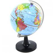 """Глобус """"Rotondo"""" с политической картой мира. Диаметр 10,6 см"""