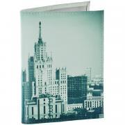 Обложка для паспорта Сталинская высотка. OK283