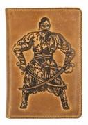 Обложка на паспорт TRL-4762-LBR казак