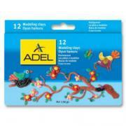 Adel Пластилин 234-0632-000 (12 цветов) (234 0632 000)