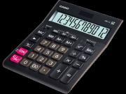 Калькулятор CASIO GR-12 черный