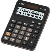 Калькулятор настольный CASIO MX-12B, 12 разр, черный