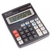 Калькулятор настольный Rexant SDC-878V черный (70-2001-9)