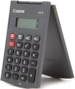 Калькулятор Canon AS-8 HB, черный