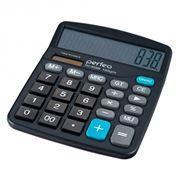 Калькулятор настольный Perfeo SDC-838B, 12-разрядный, бухгалтерский,...