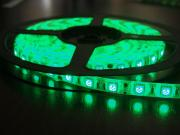 Светодиодная лента Neon-Night SMD 3528 60led/m 12V 24W 5m IP23 Green...