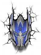 Transformers Пробивной 3D светильник Оптимус Прайм