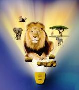 Светильник Uncle Milton 2187 Африканское сафари