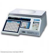 CAS LP-15 Весы электронные торговые с принтером этикеток, ver.1.6