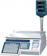 Весы торговые CAS LP-06R (v1.6)