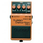 Педаль эффектов BOSS DS2 TURBO DISTORTION