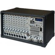 Микшерный пульт с усилением Eurosound Force-1020USB