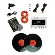 Пульт Hercules Deejay Trim 4&6 + Scratch Starter Kit