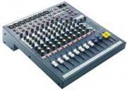 Микшерные пульты Soundcraft EPM8 микшерный пульт