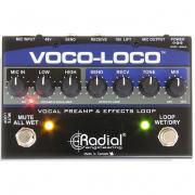 Усилитель Radial для вокала и инструментов (Voco-Loco)