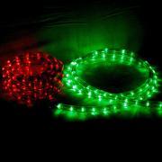 Involight Светодиодный шнур Green (2 м) зелёный (DRL4/2)