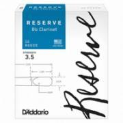 D'ADDARIO Трости для кларнета №3.5 Reserve (10 шт.) DCR1035