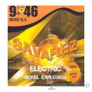 Savarez X50XLL Струны для электрогитар