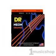 DR Strings NOB-45 Струны для 4-струнных бас-гитар