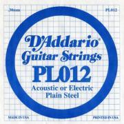 Струны D'Addario PL012
