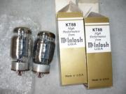 McIntosh KT88 TUBE