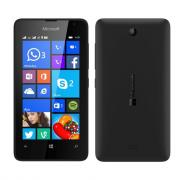 Сотовый телефон Microsoft 430 Lumia Dual SIM Black