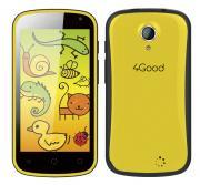 Сотовый телефон 4Good S45 Kids Yellow