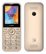 Сотовый телефон teXet TM-B330 Beige