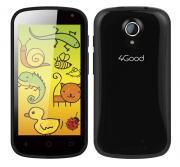 Сотовый телефон 4Good S45 Kids Black