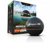 Эхолот Deeper Smart Sonar pro+, Wi-Fi & GPS