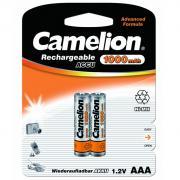 Camelion AAA-1000mAh Ni-Mh BL-2 (NH-AAA1000BP2) аккумулятор, 1.2B, 2...