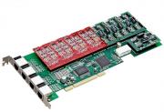 Atcom AX-1600P - Интерфейсная плата (16FXO/16FXS)