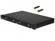 Dinstar DWG2000F-8GSM-M - VoIP-GSM шлюз (8xGSM)(возможность расширения...