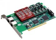 Atcom AX-800P - Интерфейсная плата (8FXO/8FXS)