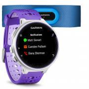 "Спортивные часы Garmin ""Forerunner 230 HRM"", цвет: сиреневый...."