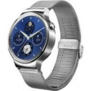 Huawei Watch Stainless Steel with Stainless Steel Mesh Band - умные...