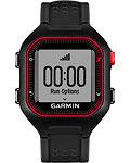 Garmin Forerunner-25-Large-Black/Red // Умные часы в коллекции...