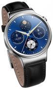 Умные часы Huawei Watch leather Silver
